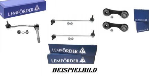 2x Lemförder 37356 01 koppelstange pendelstütze delantera BMW