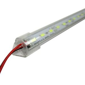 Unterbauleuchte Leiste Leuchte Lampe Lichtleiste 0,5m Aluminium Kaltweiß