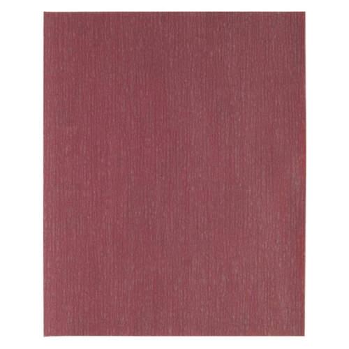 """GRAINGER APPROVED 05539520532 Sanding Sheet,11/"""" L,9/"""" W,Very Fine,PK100"""