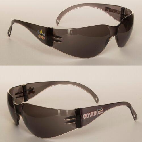 2 x St George Illawarra Dragons NRL Safety Eyewear UV Sunglasses Glasses SMOKE