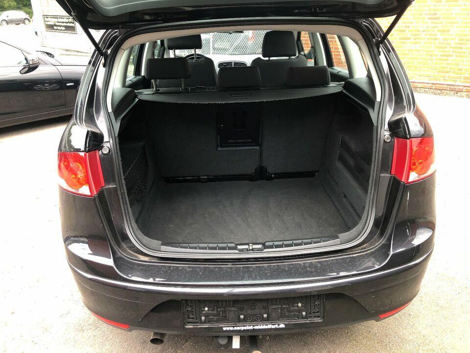 Seat Altea XL 1,6 Reference Benzin modelår 2007 km 166000