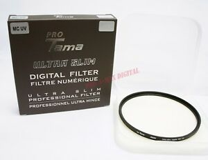 ProTama-55mm-Ultra-Slim-Frame-Digital-Multi-Coated-UV-Professional-MC-UV-Filter