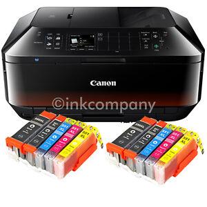 Canon-PIXMA-MX925-MX-925-Multifunktionsgeraet-inklusive-10-XL-Tintentanks-NEU