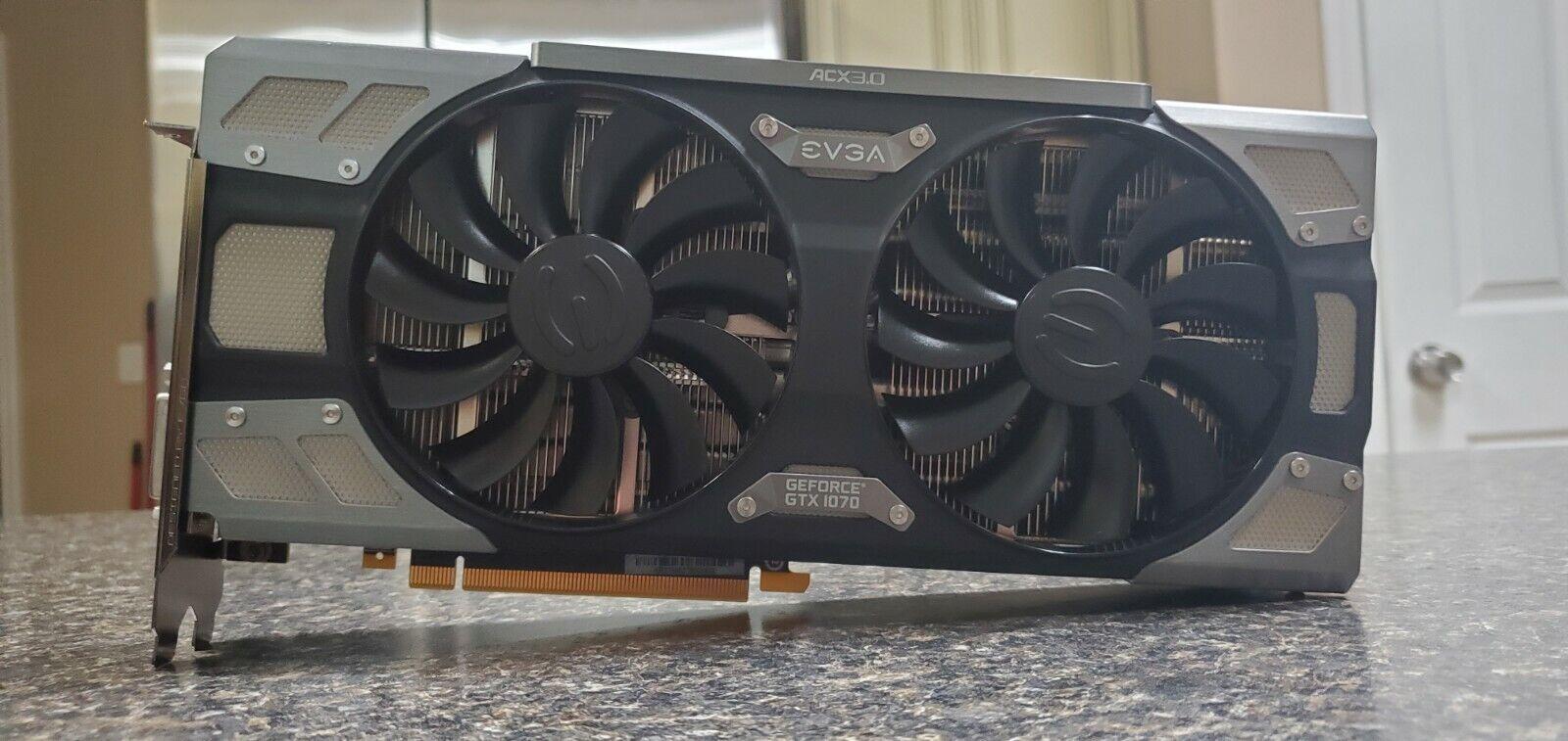 EVGA NVIDIA GeForce GTX 1070 FTW ゲーミング 8GB GDDR 5 グラフィックカード (08G