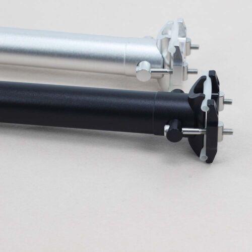 Silverock Aluminum Seat post 31.8mm x 580mm For Brompton Folding Bike Seatpost