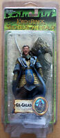 Toy Biz Lotr Gil-galad Fellowship Of The Ring W/protective Case French Card
