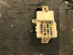 [DIAGRAM_3NM]  2004-2007 toyota sequoia cabin fuse relay junction box OEM 2005 2006 | eBay | 2007 Sequoia Fuse Box |  | eBay