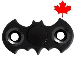 Batman-Fidget-Spinner-EDC-Stress-Focus-Hand-Fun-Bat-Toy-for-Kids-Adults-Black