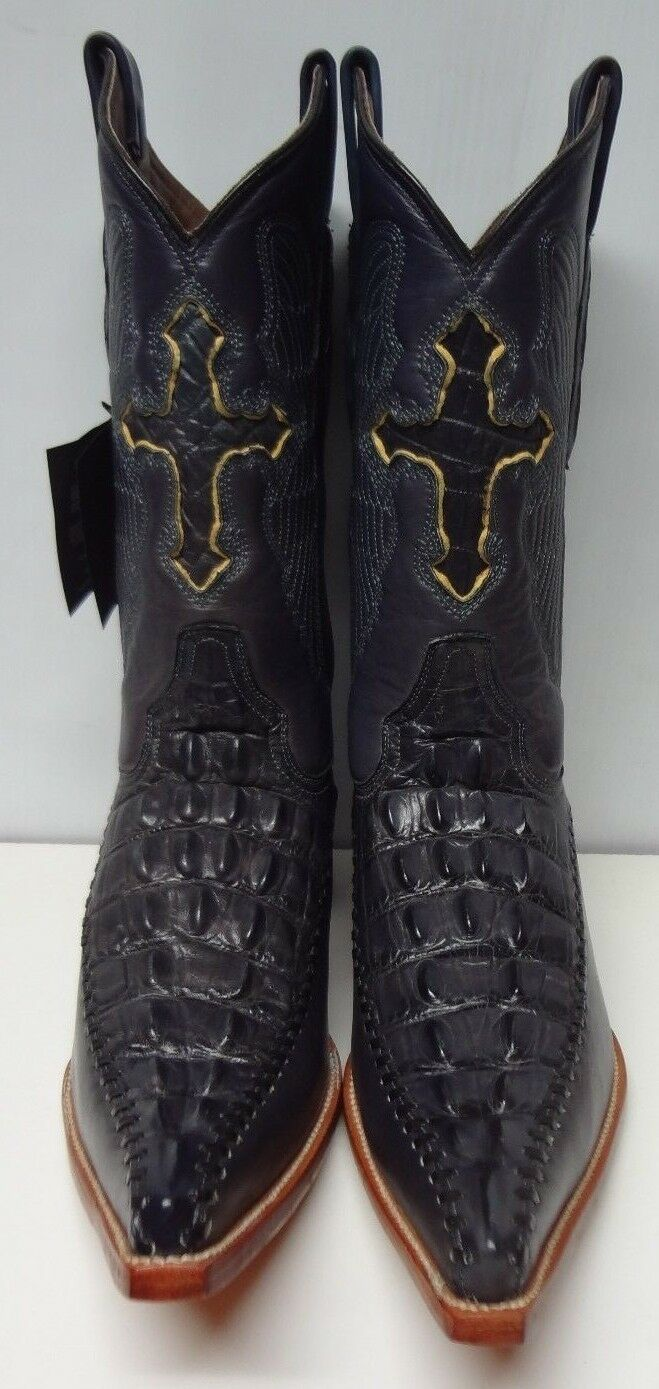 Men's cowboy boots genuine leather western  C180