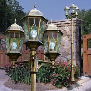 lampadaire lampe d 39 ext rieur r verb re luminaire de jardin. Black Bedroom Furniture Sets. Home Design Ideas