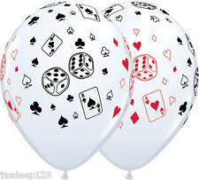 Casino Party Decor James Bond Party Decor Casino Balloons Hollywood Party Decor James Bond Balloons Red Casino Diamond Balloon 35