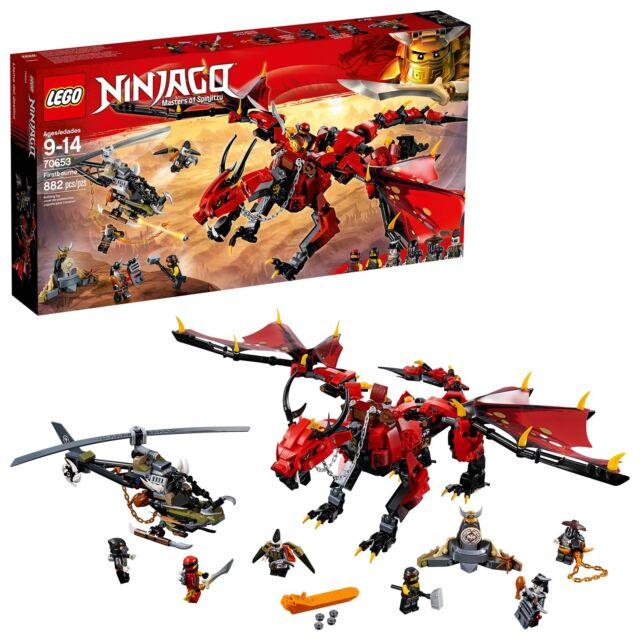 LEGO® NINJAGO® - Firstbourne 70653 882 Pcs