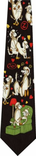 SHEEP POSITIONS NEW NOVELTY TIE