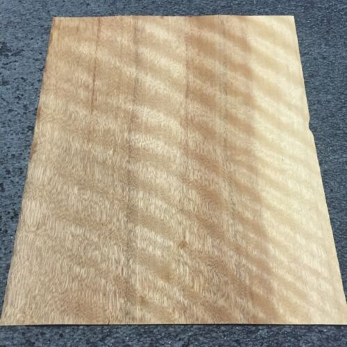Mahogany Bosse Figured wood veneer 8