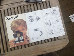 original-Polaroid-Bedienungsanleitung-Manual-for-SX-70-AF-deutsch-multilingual