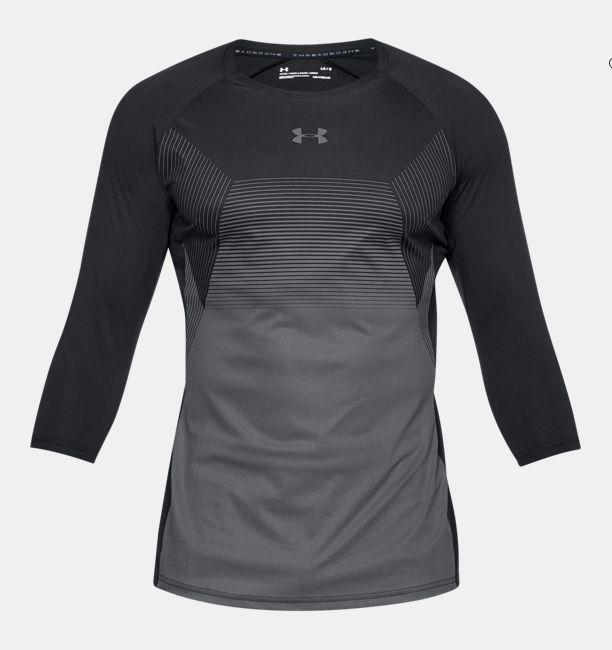 Under Armour Herren Sport Fitness Longsleeve Vanish 3 4 Sleeve Arm Shirt 1306417    Deutschland Shops