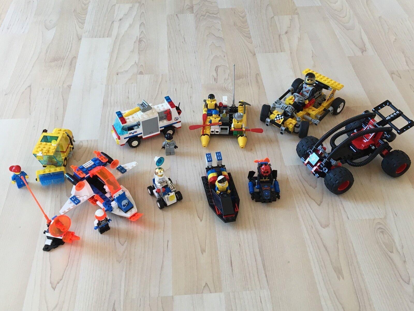 Lego System 6649 6516 6614 6879 6115 6537 6665   Lego Technic 8225 8226