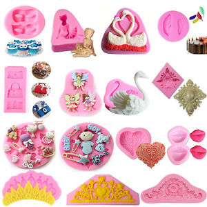 59-Silicone-Fondant-Mould-Cake-Mold-Chocolate-Baking-Sugarcraft-Decorating-Tools