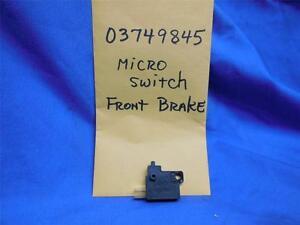 Moto Guzzi Micro Brake Switch Kit
