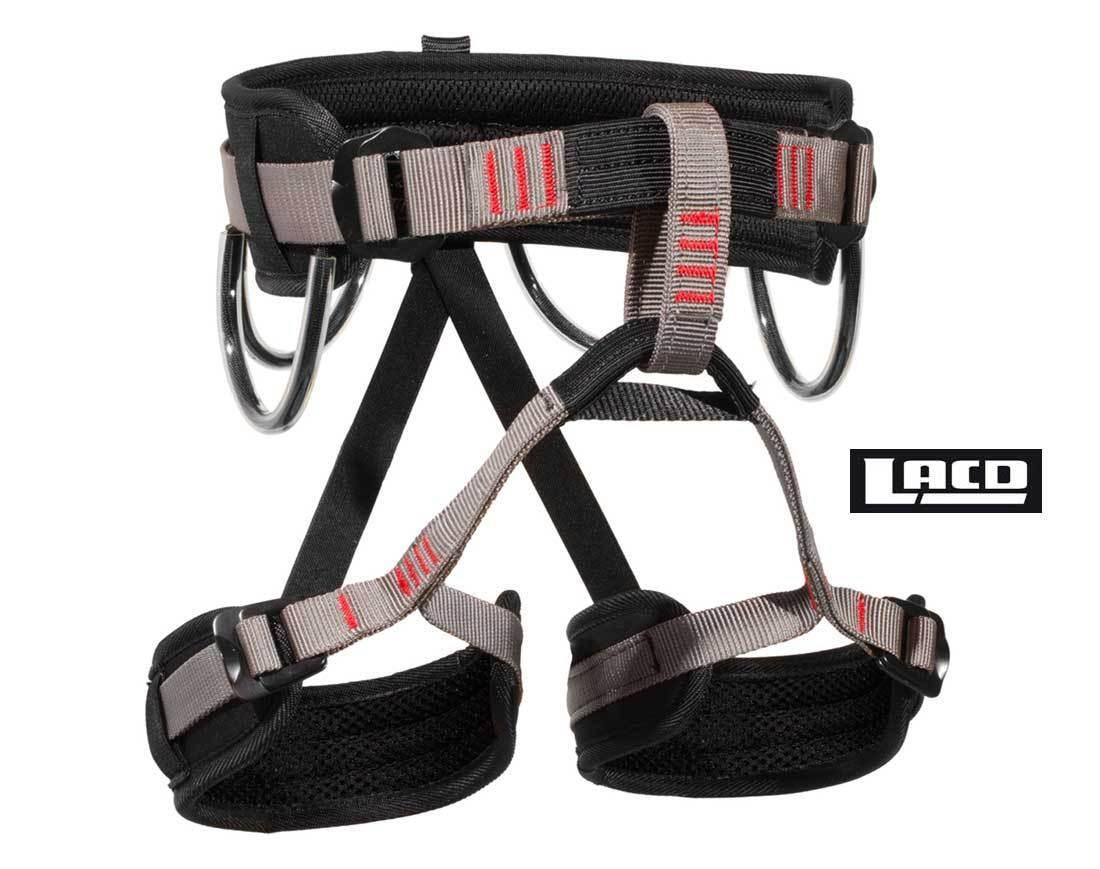 Skylotec Sam Kinderklettergurt : Lacd climbing harness start s 2015 grau ebay