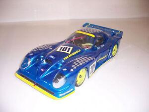 1 10 Scale Panoz Gtr 1esperante Car Body Rc Car Shell 200mm Tamiya