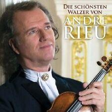 """ANDRE RIEU """"DIE SCHÖNSTNE WALZER"""" CD NEU"""