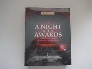 039A Night At The Awards039 Themed Dinner Party Game   NewFactory Sealed - Bridgend, United Kingdom - 039A Night At The Awards039 Themed Dinner Party Game   NewFactory Sealed - Bridgend, United Kingdom