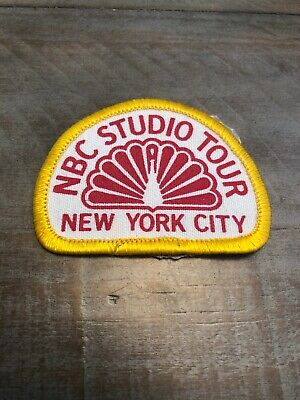 """VINTAGE IRON ON NEW YORK NYC  PATCH  NYC 2.5/"""""""