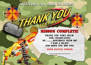 Image is loading Nerf-gun-Nerf-war-Army-Nerf-war-Birthday-