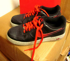 NIKE AIR FORCE 1 Challenge size 9.5 tennis shoes low-cut AF1 color gradient 2012