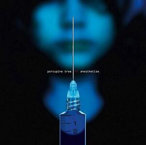 PORCUPINE-TREE-2-CD-DVD-ANESTHETIZE-LIVE-2008-STEVEN-WILSON-NEW