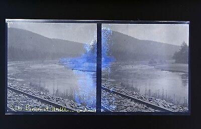 Begeistert Ardennen Foto Stereo Negativ Auf Film Flexibel 1914 Feine Verarbeitung