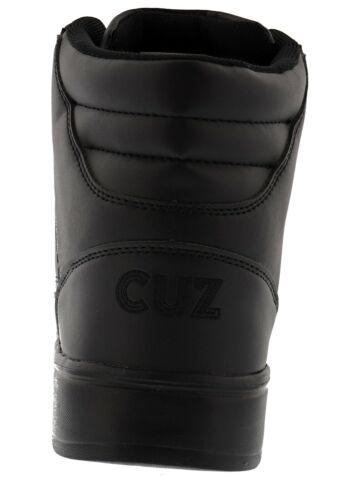 CUZ MEN/'S COURT COMFORT HIGH SNEAKERS