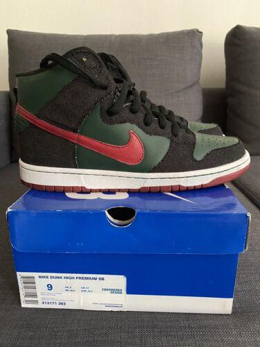 Nike Dunk Sb High Resn