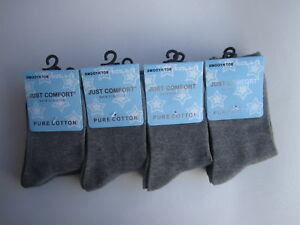 12-PAIRS-COTTON-KIDS-CHILDREN-SCHOOL-SOCKS-SIZE-9-12-AGE-5-8-YEARS-4-COLOURS