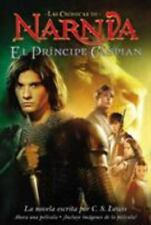 Narnia: El Principe Caspian by C. S. Lewis (2008, Paperback)