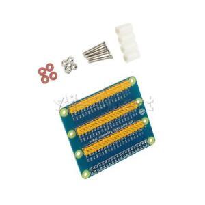Triple GPIO Multiplexing Expansion Board NEW Raspberry Pi 2 model B//B