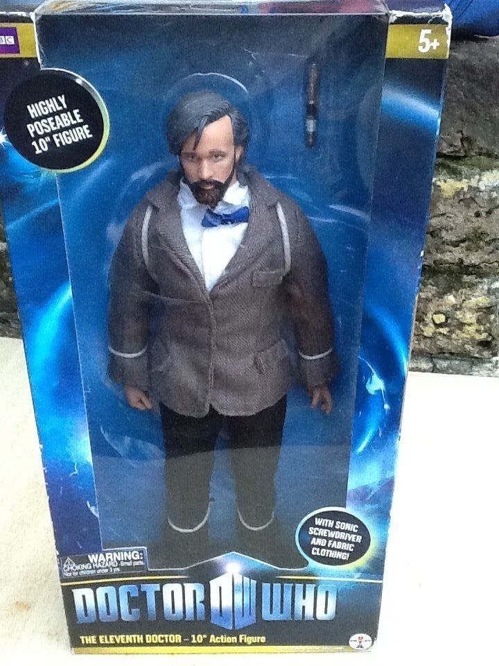NIB Dr. Doctor Who 11th doctor 10