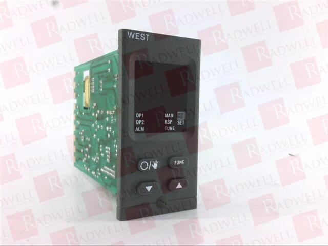 West Instruments Universal I//O Process Temperature Controller M3810-L01-T1417