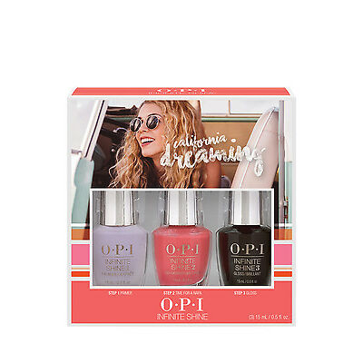 NEW OPI California Dreaming Infinite Shine Trio pack