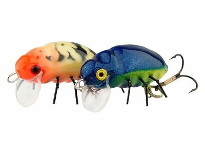 chub 21mm 1,6g Floating surface lure for orfe COLOURS! Microbait Vespillo