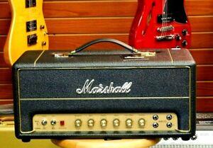 Marshall SV20H Studio Vintage Tube Head Plexi Amp!*Shop Demo Warranty NO RESERVE
