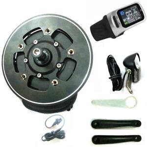 TONGSHENG-48V-750W-Torque-sensor-TSDZ2-mid-motor-ebike-kit-with-XH18-amp-6v-light