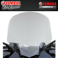Genuine Yamaha Fz1® Touring Windshield Polycarbonate Aba-3c303-10-00