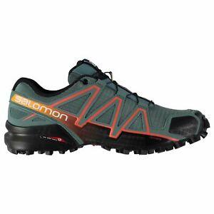 Salomon-Mens-Speedcross-4-Running-Shoes-Athletic-Trainers-Sneakers-Sport