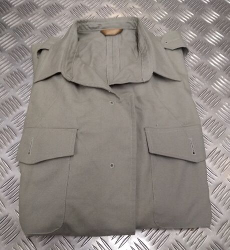 Genuine British ARMY No 6 Dress Jungle All Sizes Safari Jacket No Buttons