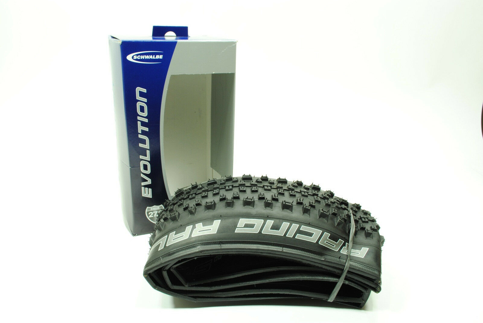 Schwalbe Racing Ralph 615 Grams Folding Mountain Bike Tire 27.5x2.25 650b