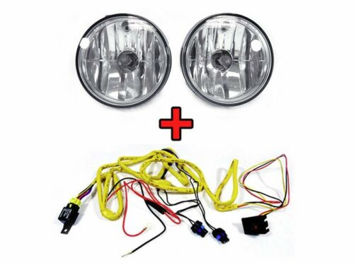 DEPO 99-02 Dodge Ram Sport Package Replacement Fog Light Wiring Switch Set