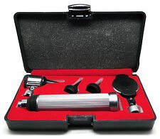 2019 Updated Ent 6 Pcs Set Otoscope Ophthalmoscope Speculas 25 35 45 Tools