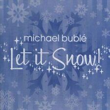Let It Snow [Bonus Track] [EP] by Michael Bublé (CD, Oct-2007, Reprise)
